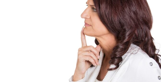Choosing Products for Overflow Incontinence in Women
