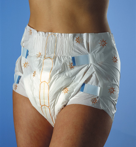 Womens Disposable Incontinence