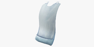Washable And Disposable Adult Bibs