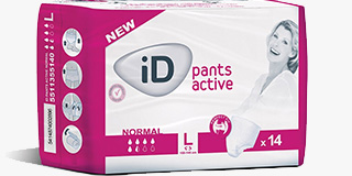 iD Pants Active Normal