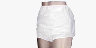 Kylie Kanga Waterproof Plastic Pants