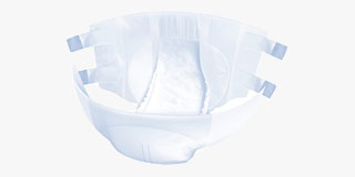 Womens All In One Incontinence Pads