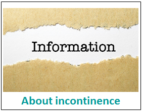 Useful links about incontinence
