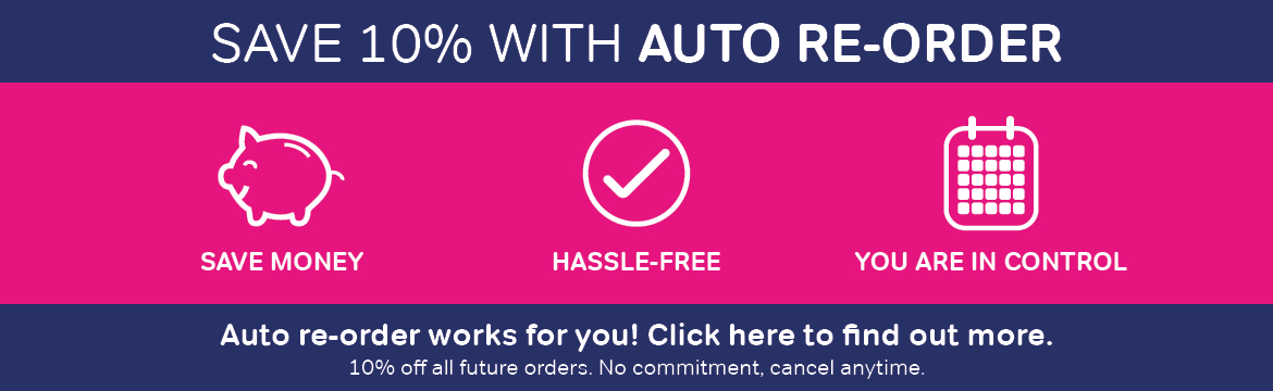 Auto reorder is here!