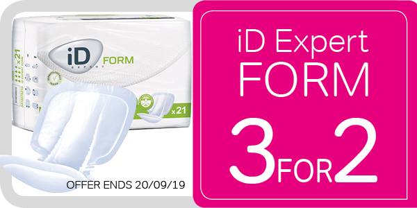 iD Form 3 for 2 offer