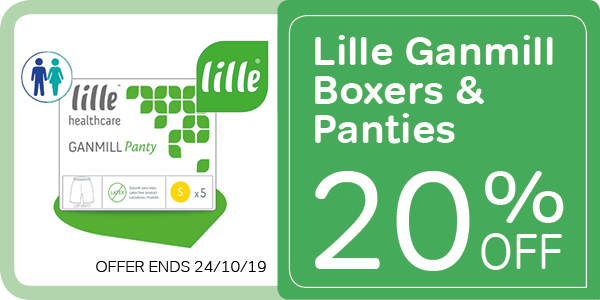 20%OFF Lille Ganmill Panties