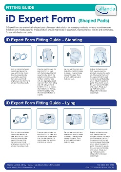 iD Expert Form fitting guide