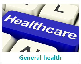 Useful links for general health