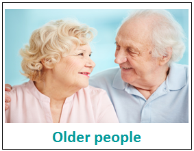 Useful links for older people